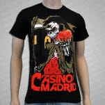 Casino Madrid Pumpin Slayer Black T-Shirt