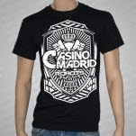 Casino Madrid Shield Black T-Shirt