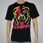 Catherine Bear Black T-Shirt