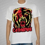 Catherine Bear White T-Shirt