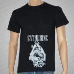 Catherine Lady Black T-Shirt