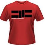 Cavalera Conspiracy Logo T-Shirt