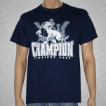 Champion LionCrown Navy T-Shirt