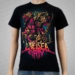 Chelsea Grin Death Warrior Black T-Shirt