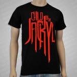 Child of the Jackyl Logo Black T-Shirt