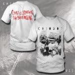 Chiodos Chaos White T-Shirt