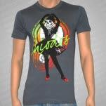 Chiodos Skull Dancer Gray T-Shirt