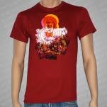 Chiodos Tarot Maroon T-Shirt
