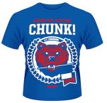 Chunk No Captain Chunk Bear T-Shirt