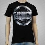 Cinema Sleep Speaker Black T-Shirt