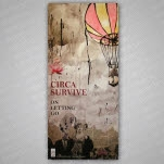 Circa Survive Balloon Poster