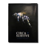 Circa Survive Fly Poster
