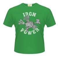 Clangers Iron Power T-Shirt