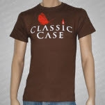 official Classic Case Moth Brown T-Shirt