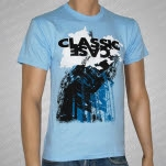 Classic Case Scaffold Light Blue T-Shirt