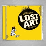 Cloak Dagger Lost Art CD