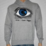 Cloak Dagger Eye Heather Gray Pullover