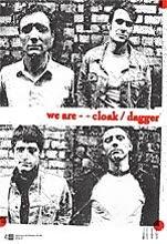 Cloak Dagger Dagger Poster