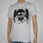 Cloak Dagger Mask Silver T-Shirt