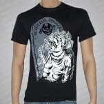 Cloak Dagger Pig Black T-Shirt