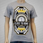 Close To Home Crowns Heather Grey T-Shirt