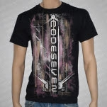 Codeseven Echoes Black T-Shirt