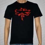 Coheed and Cambria Bloody Dragonfly T-Shirt