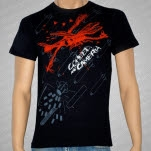 Coheed and Cambria Dragonfly And Bombs T-Shirt