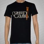 Coheed and Cambria Guillotine Black T-Shirt