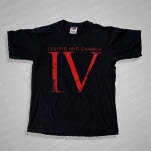 Coheed and Cambria IV Black T-Shirt