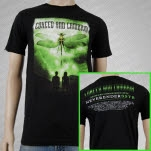 Coheed and Cambria Neverender Tour Black T-Shirt