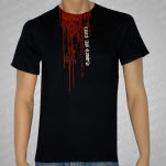 Coheed and Cambria Split Neck T-Shirt