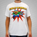 Cold World Cops And Robbers White T-Shirt
