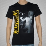 Cold World How The Gods Chill Black T-Shirt