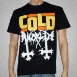 Cold World Mayhem Black T-Shirt