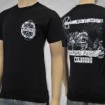 Colossus Live Black T-Shirt