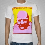 Comeback Kid Bald Head White T-Shirt