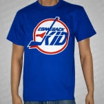Comeback Kid Hockey Stick Royal Blue T-Shirt