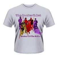 Concord Jazz Booker T And The MGS T-Shirt