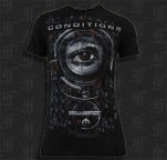Conditions Eye Black T-Shirt