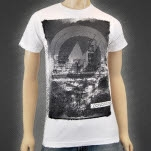 Conditions Skyscrapers White T-Shirt