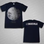 Converge Darkness Navy T-Shirt