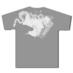 Converge Snakes Gray T-Shirt