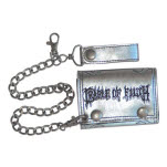 Cradle Of Filth Silver Filth Lw Wallet