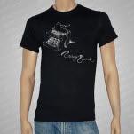 Craig Owens Typewriter Black T-Shirt