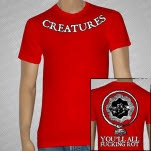Creatures Rot Red T-Shirt