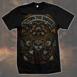 Crown The Empire Axe Black T-Shirt
