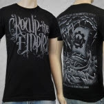 Crown The Empire End of the World Black T-Shirt