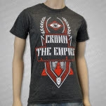 Crown The Empire Eye Dark Heather T-Shirt