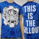 Crown The Empire The Fallout Tie Dye T-Shirt